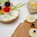 Recettes créatives et aliments sains