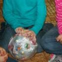 Ballon de bonbons : trop drôle !