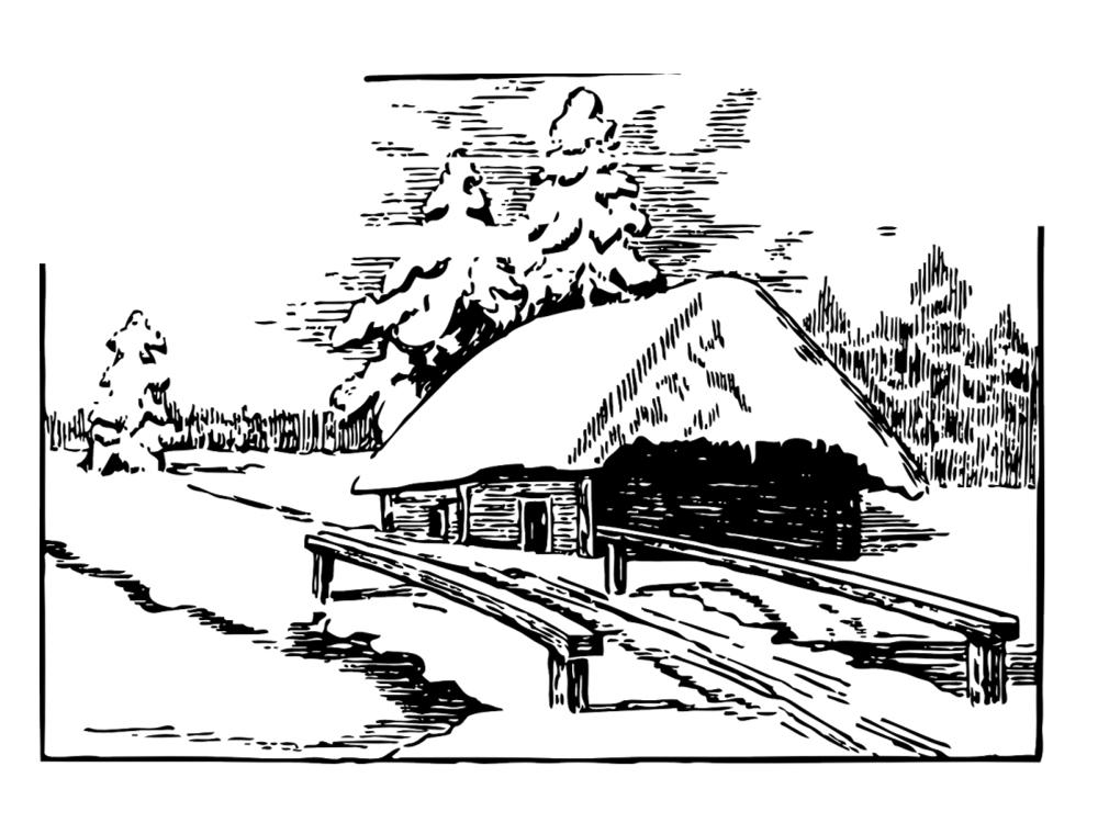 Coloriage hiver 24 dessins imprimer - Temperature maison hiver ...