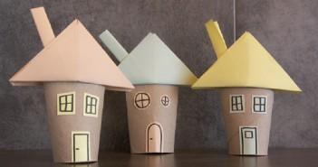 Rouleau archives jeux et compagnie - Maison en papier pliage ...