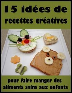 recettes créatives