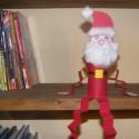 Fabriquer un Père Noël décoratif