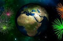 Jeux du monde pour nouvel an