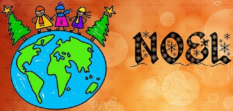 Traditions de no l travers le monde - Noel enfant du monde ...