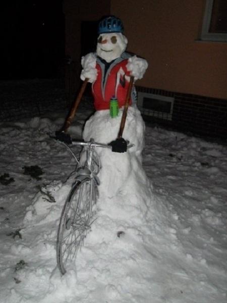 idées bonhomme de neige