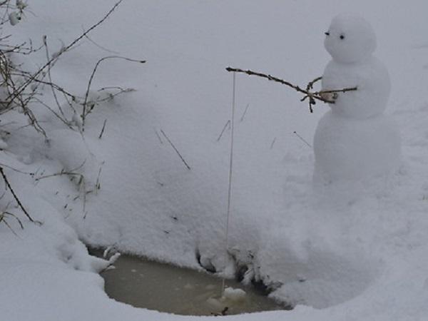 bonhommes de neige créatifs