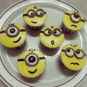 gâteaux minion