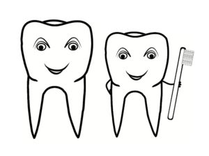 dessins dentiste