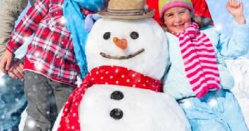 Faire un bonhomme de neige parfait