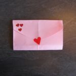 enveloppe saint valentin