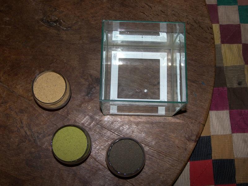 comment faire du sable magique