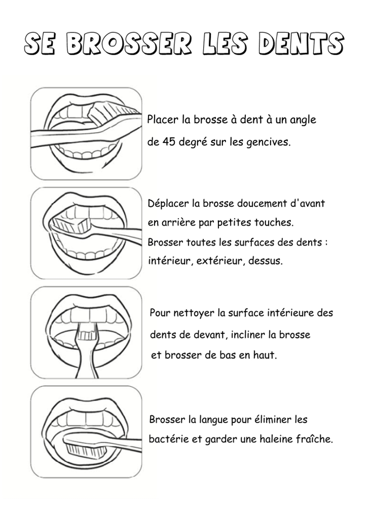 Coloriage Dentiste 17 Dessins à Imprimer