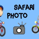 Safari photo à vélo