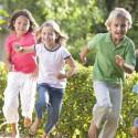 Jeux de jardin pour les enfants
