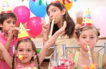 Conseils pour organiser une fête d'anniversaire enfant