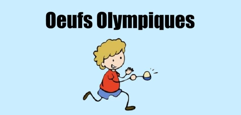 oeufs olympiques