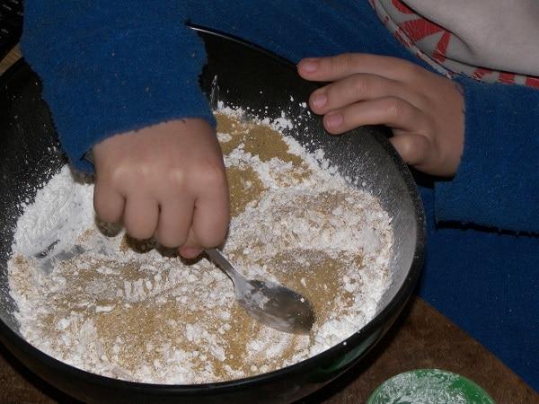 faire du sable à modeler