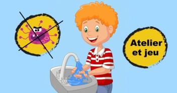 jeu hygiène enfant
