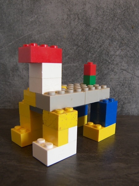 que faire avec des lego