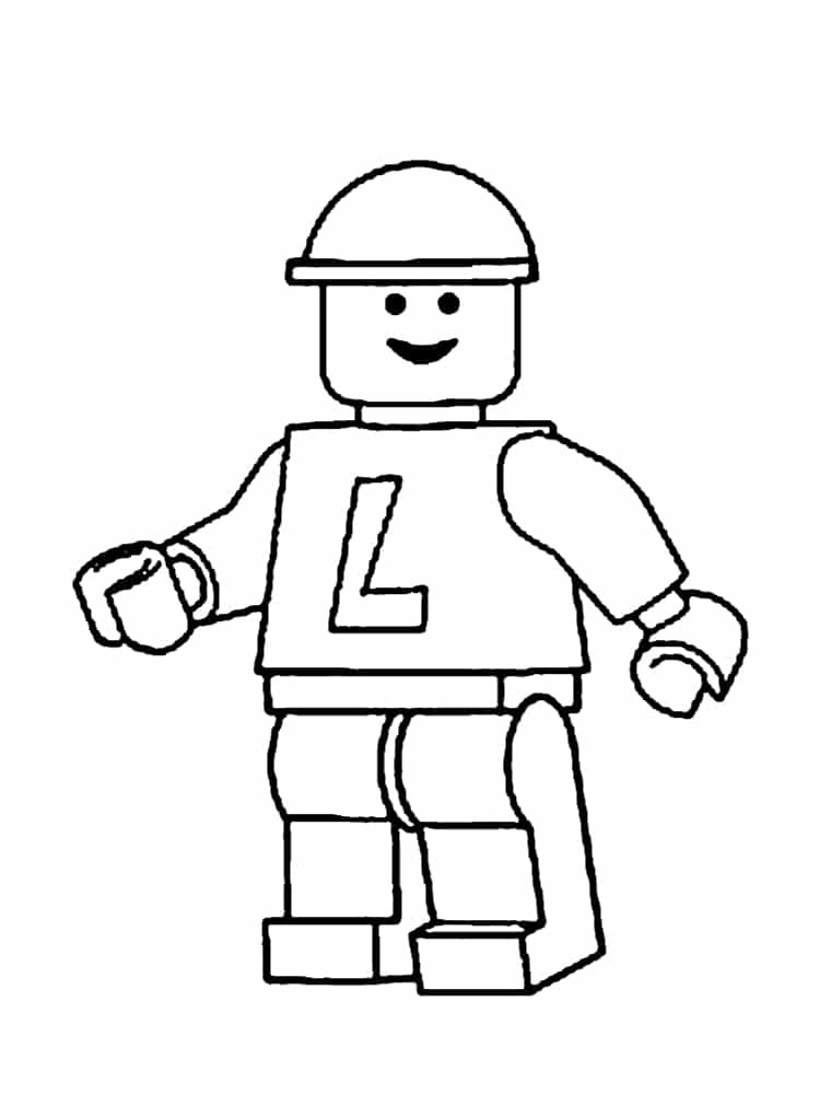 Coloriage lego 20 dessins imprimer gratuitement - Jeux de ninjago gratuit lego ...