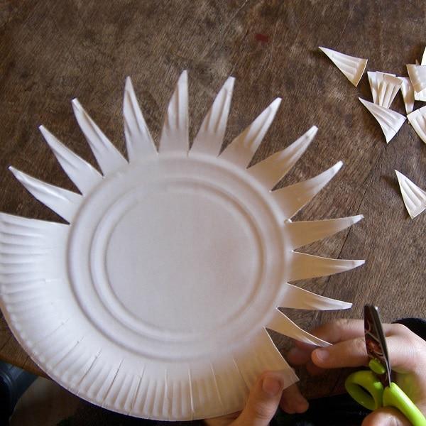 Faire un requin avec une assiette en carton - Que faire sur une plancha ...