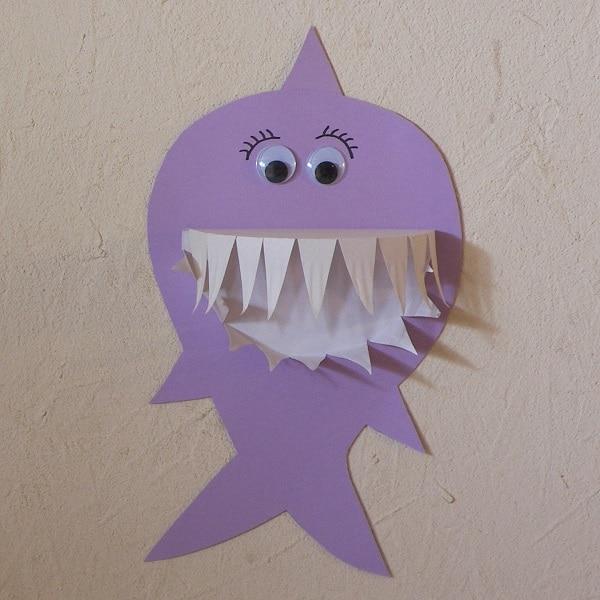 activite manuelle requin