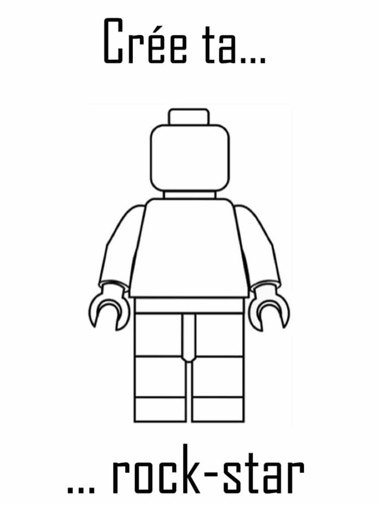 dessin lego