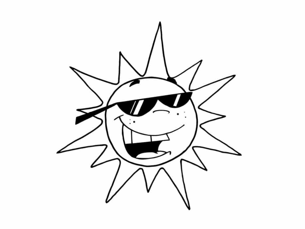 Coloriage soleil 20 mod les imprimer - Dessin de soleil a imprimer ...
