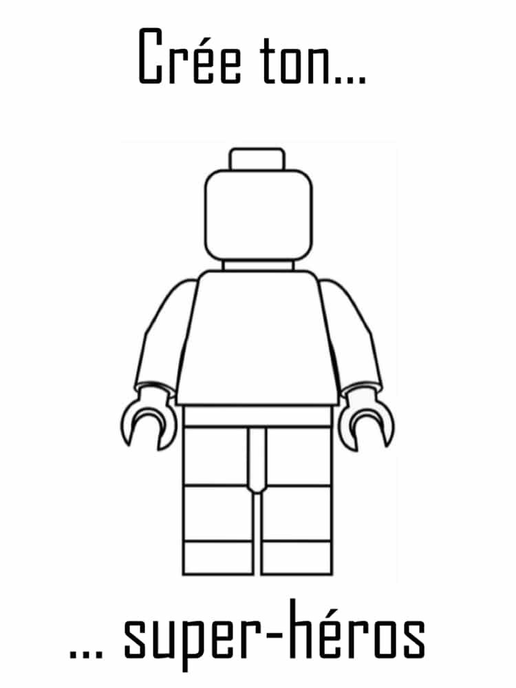 coloriage lego 20 dessins imprimer gratuitement. Black Bedroom Furniture Sets. Home Design Ideas