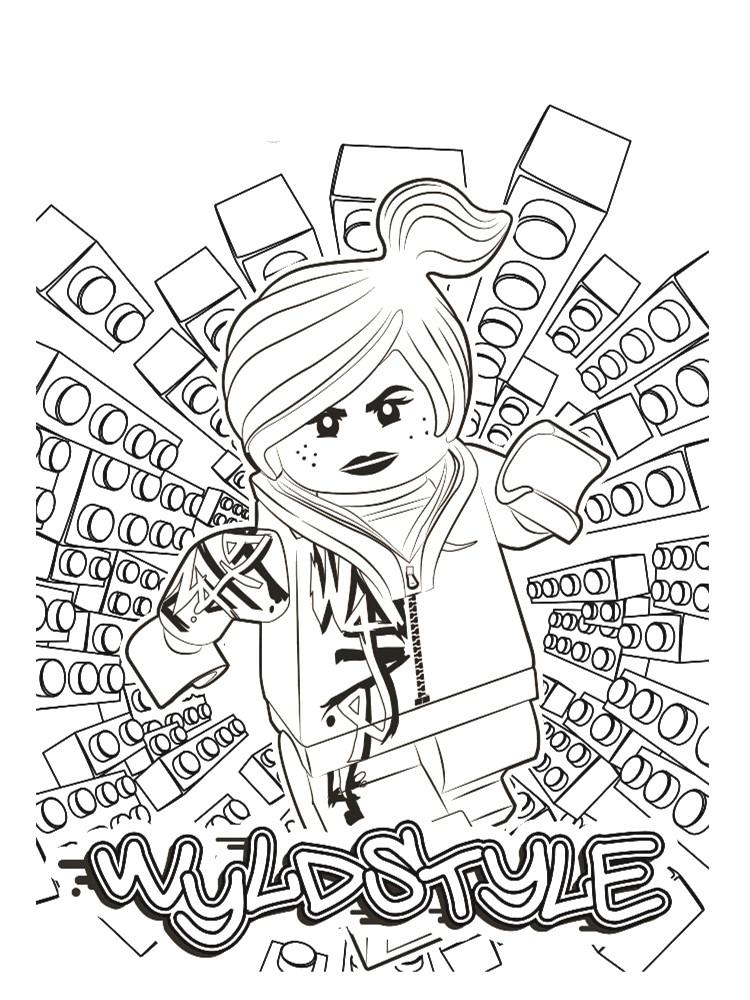 Coloriage lego 20 dessins imprimer gratuitement - Style de dessin ...