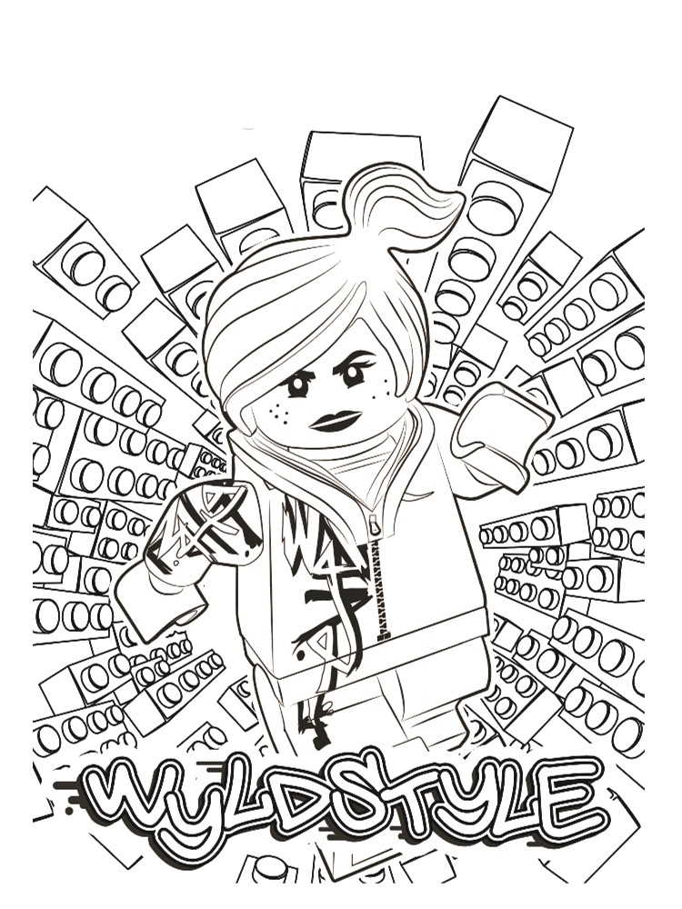 Coloriage lego 20 dessins imprimer gratuitement - Dessin imprimer ...