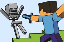 Coloriage Minecraft