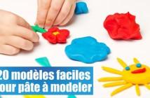 Modèles pâte à modeler
