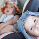 Conseils pour un long voyage en voiture avec des enfants