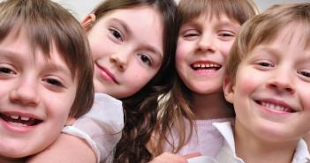 élever des enfants heureux