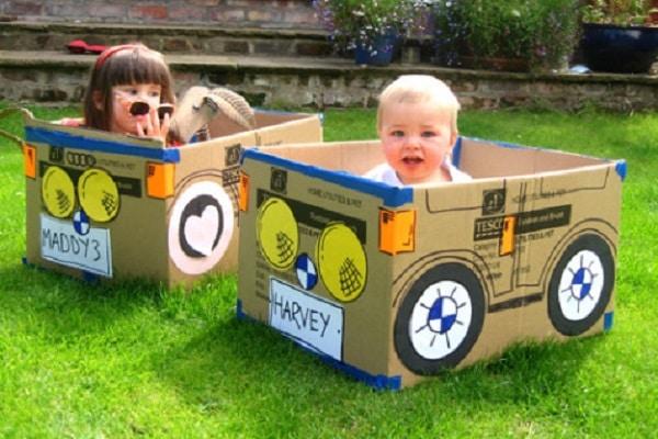 activités enfants jardin