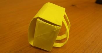 origami cartable