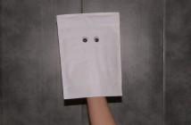 marionnette momie facile
