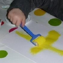 idées peinture enfants