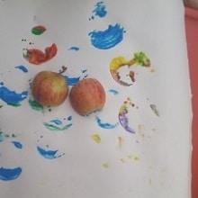 peinture sans pinceau