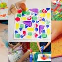 Peinture sans pinceau : 25 idées