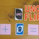 Jeu de mathématique : Uno Flip