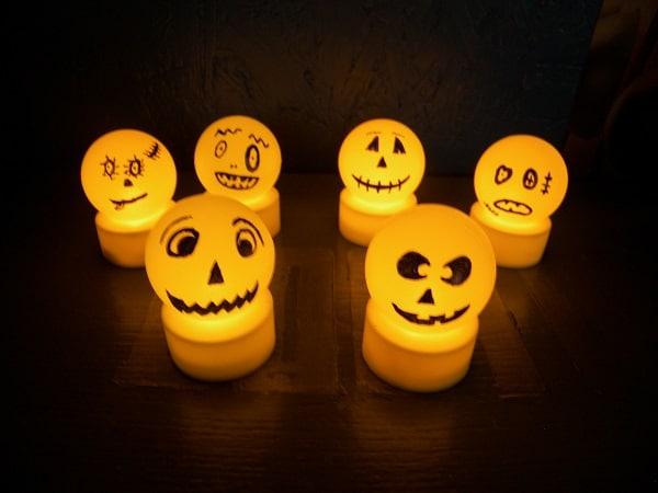 D coration d 39 halloween facile et fun - Deco halloween facile ...