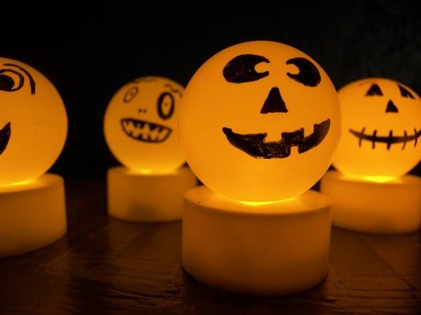 idée facile halloween
