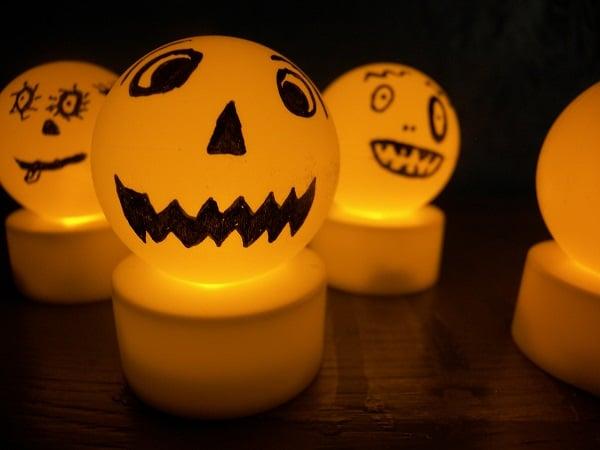 idée enfant halloween