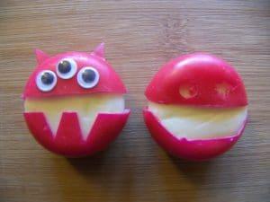 monstre recette halloween