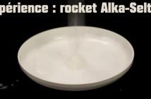 expérience alka seltzer