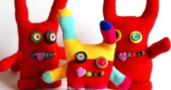 monstre gant