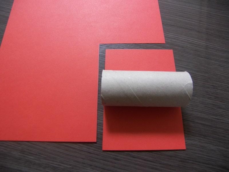 P re no l facile en rouleau de papier toilette - Creation en papier facile ...