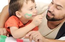 activité manuelle en famille